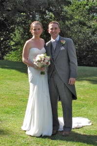 Huw and Louise